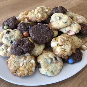 Mix 'n' Match Cookies